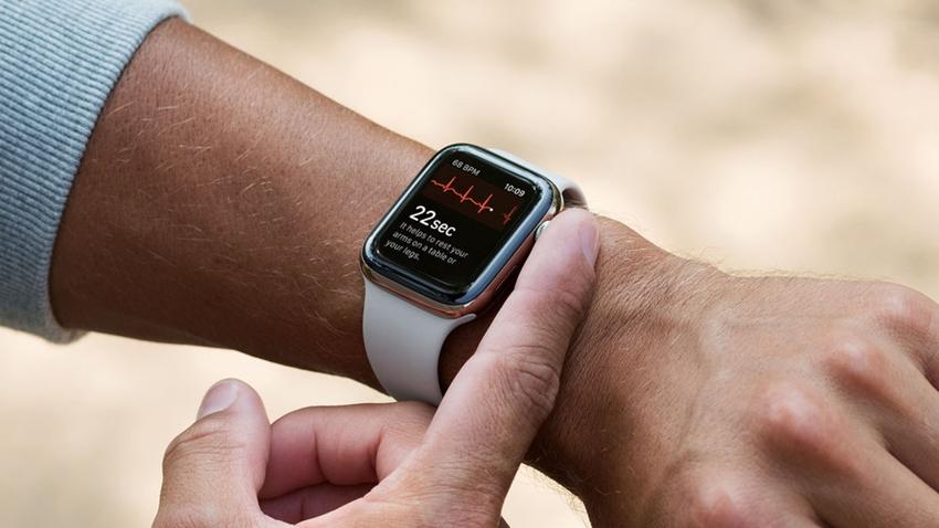 Apple Watch Bir Kullanıcının Daha Hayatını Kurtardı