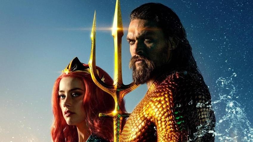 Aquaman, 1 Milyar Dolar Gişe Hasılatına Ulaştı