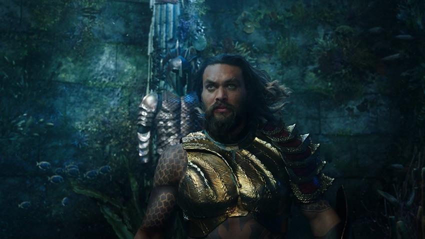 Aquaman, DC'nin En Büyük Filmi Olma Yolunda İlerliyor!