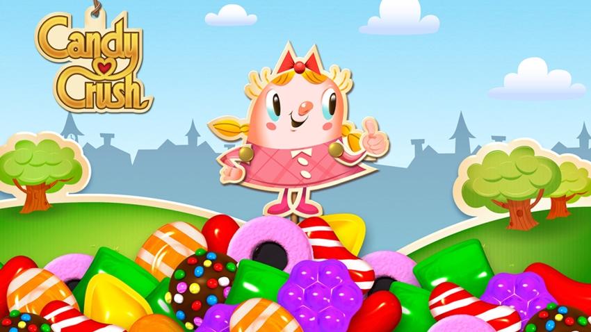 Candy Crush, 2018 Yılında 1,5 Milyar Dolar Gelir Elde Etti