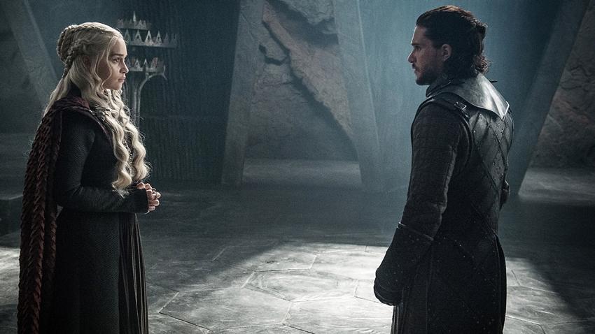 Game of Thrones'un 8. Sezonu 14 Nisan'da Yayınlanacak!
