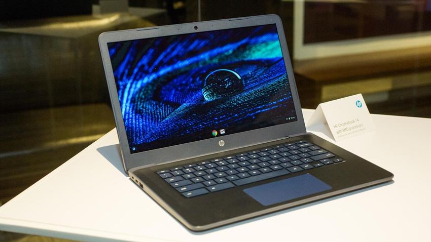 HP, AMD Tabanlı İlk Chromebook'larını Tanıttı