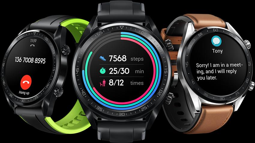 Huawei'in Yeni Akıllı Saati Watch GT, Türkiye'de Satışa Çıktı