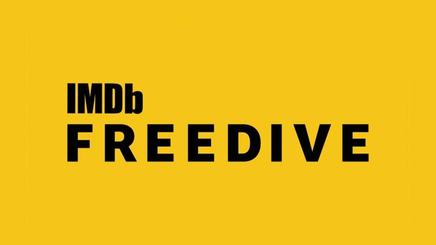 IMDb, Reklam Destekli Akış Platformu Freedive'i Duyurdu