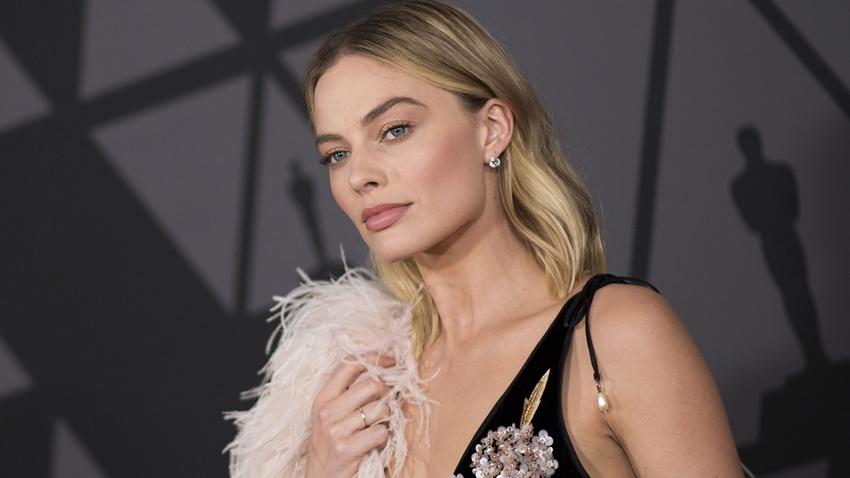 Margot Robbie'li Barbie Filmi Resmiyete Kavuştu