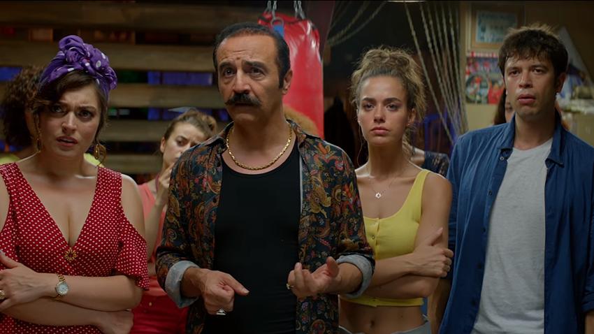 Organize İşler 2: Sazan Sarmalı Filminden İlk Fragman Geldi