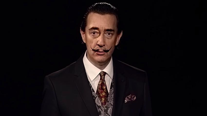Salvador Dali'nin Yapay Zeka Klonu ile Tanışın