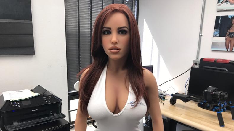seks robotları abd
