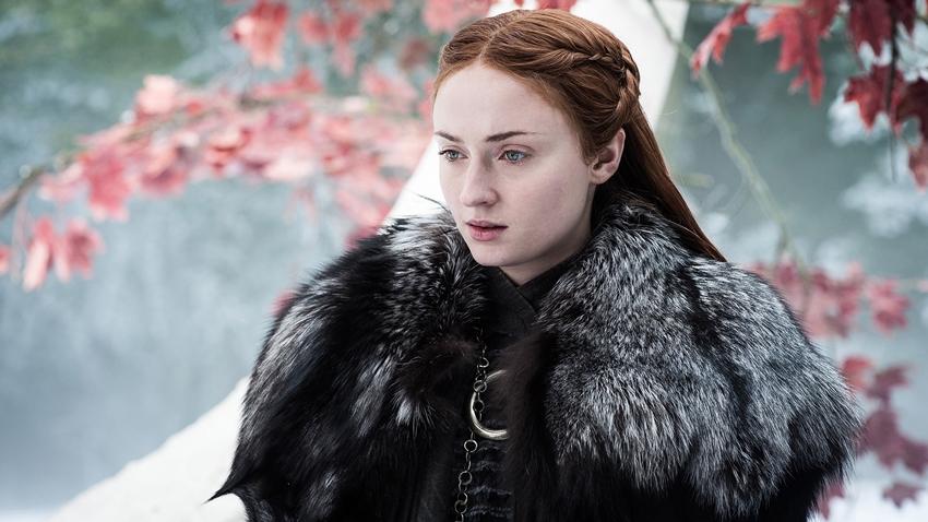 Sophie Turner, Game Of Thrones'un Finalini Arkadaşlarına Söylemiş