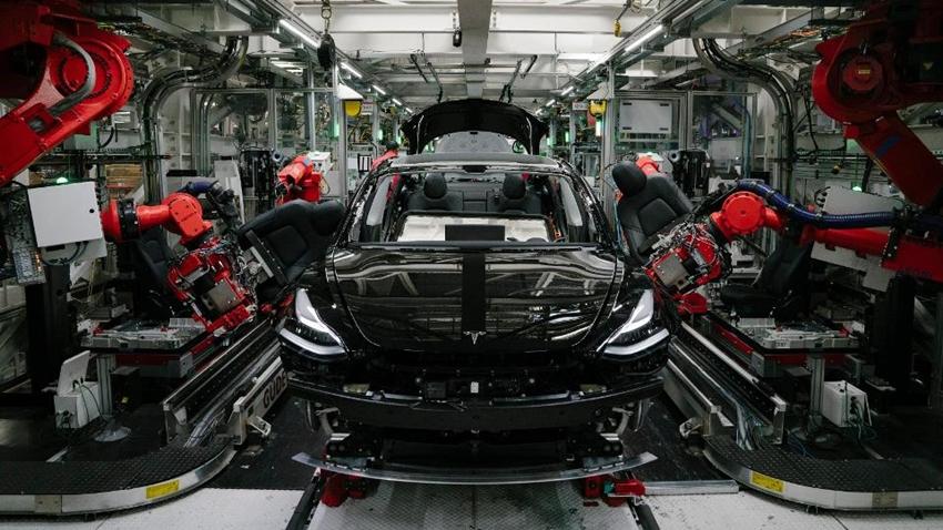 Tesla, 2018'in Dördüncü Çeyreğinde Üretim Rekoru Kırdı