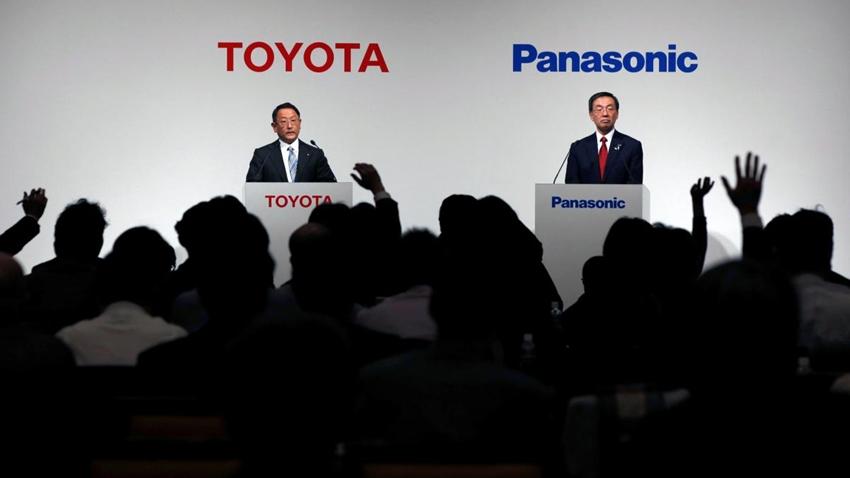 Toyota ve Panasonic'ten Batarya Ortaklığı