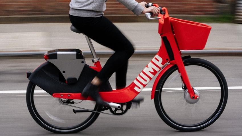 Uber, Otonom Bisikletler Üzerinde Çalışıyor