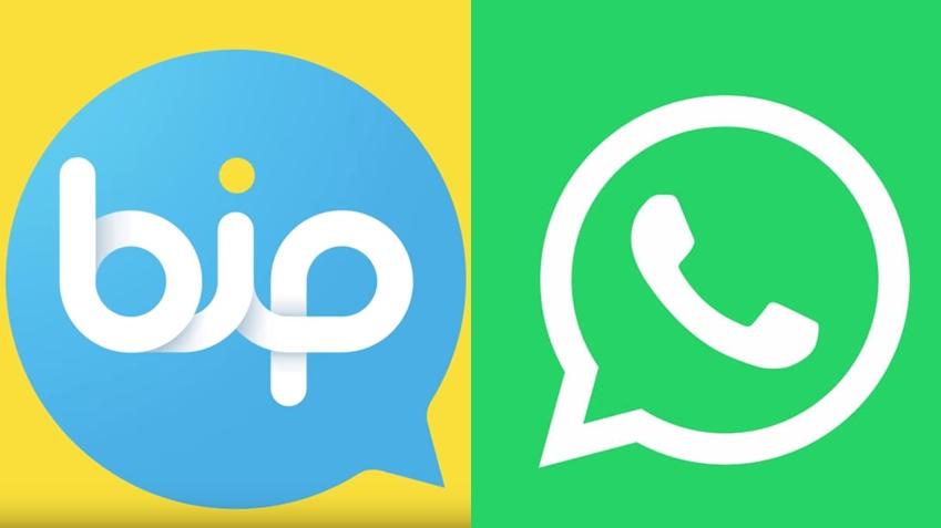 Yerli Mesajlaşma Uygulaması BiP'ten WhatsApp'a Zeybekli Gönderme