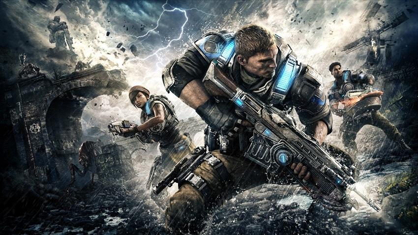 Gears of War 4, Xbox Live Gold Üyelerine Bu Hafta Sonu Ücretsiz