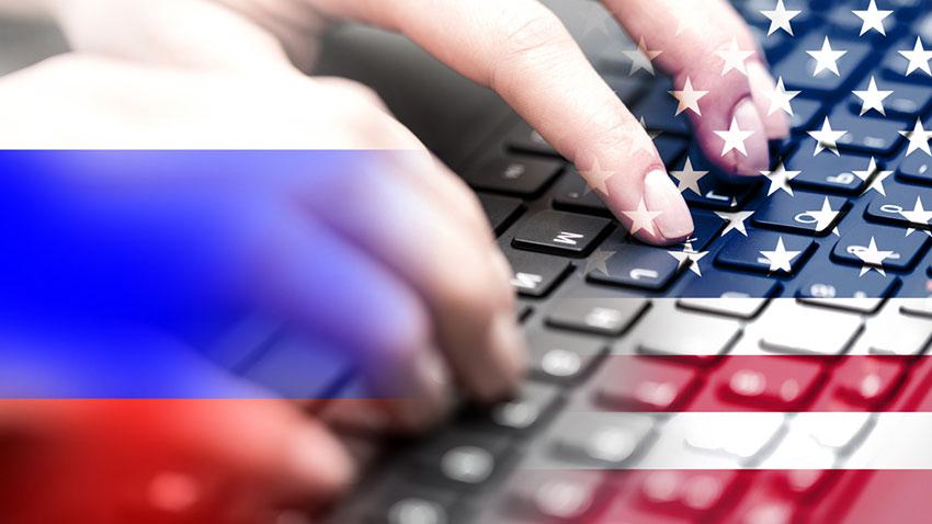 ABD Rusya Siber Saldırı