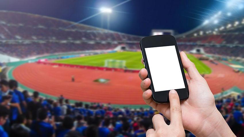 Dünyanın İlk 5G Stadyumu 1