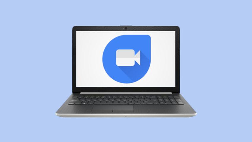 Google Duo Web 1