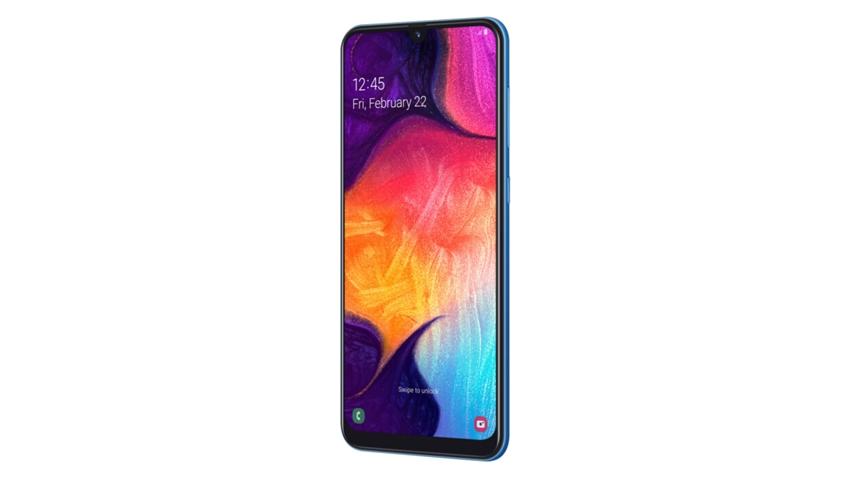Samsung Galaxy A50 özellikleri