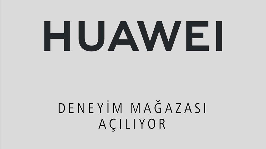 Huawei deneyim