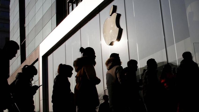Apple, Kısa Süreliğine ABD'nin En Değerli Şirketi Oldu