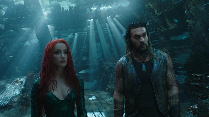 Aquaman 2'nin Vizyon Tarihi Belli Oldu!