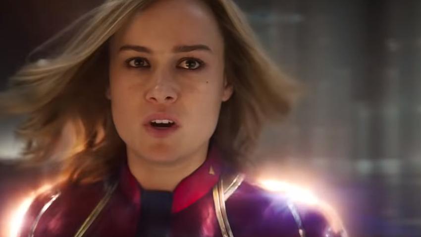 Captain Marvel'ın Yeni Fragmanı Yayınlandı