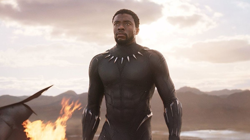 Chadwick Boseman, Netflix Filminde Başrol Oynayacak