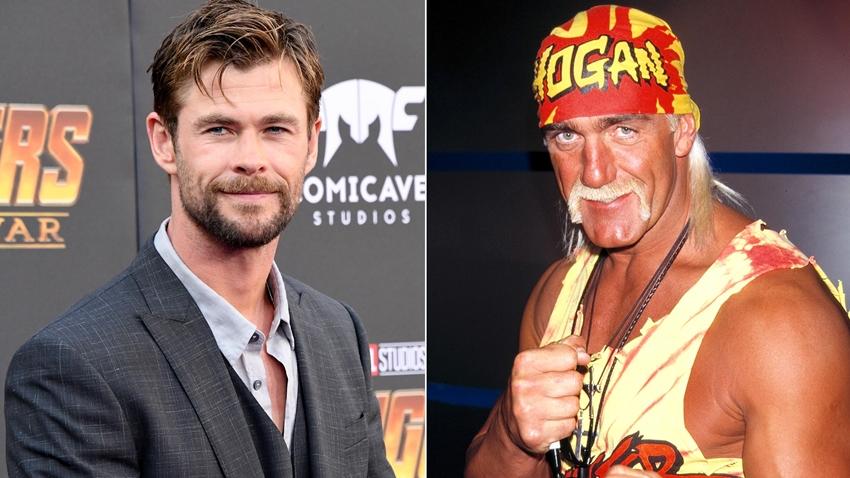 Chris Hemsworth, Efsane Güreşçi Hulk Hogan'ı Canlandıracak