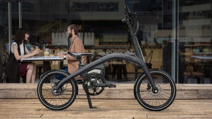 general motors elektrikli bisiklet