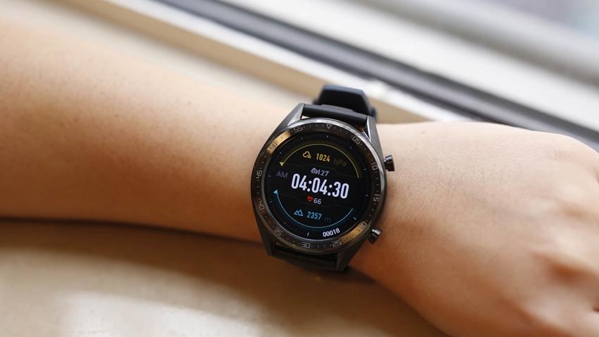 Huawei'in Akıllı Saati Watch GT, ABD'de Satışa Çıktı