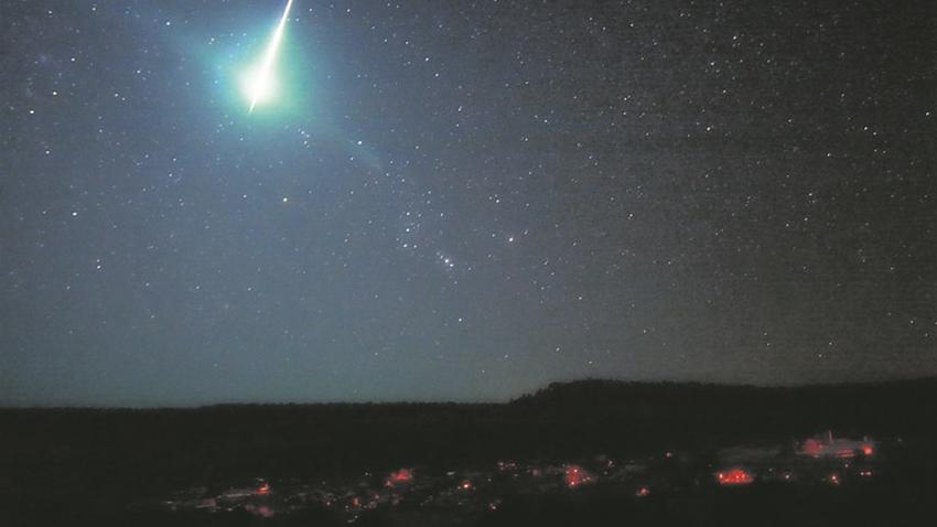 Küba'ya Düşen Meteor, 1.400 Ton Patlayıcı Gücündeymiş!