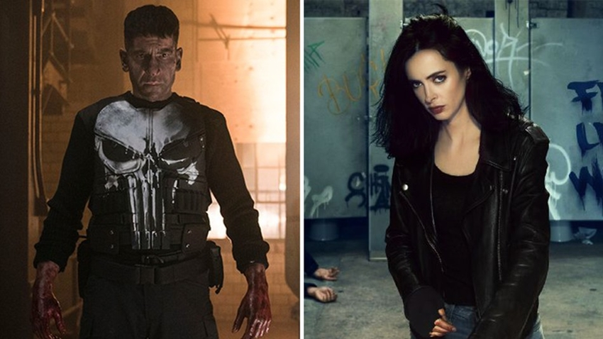 Netflix, The Punisher ve Jessica Jones Dizilerini İptal Etti