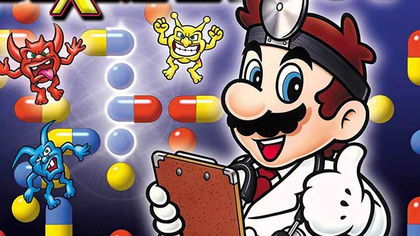 Nintendo'nun Dr. Mario World Oyunu iOS ve Android'e Geliyor