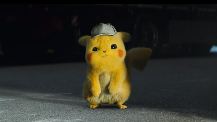 Pokemon Detective Pikachu Filminden Yeni Fragman!