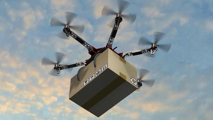 PTT,  Drone ile Kargo Taşımacılığına Başlıyor