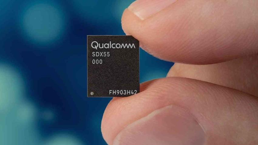 Qualcomm, Yeni 5G Modemi Snapdragon X55'i Duyurdu