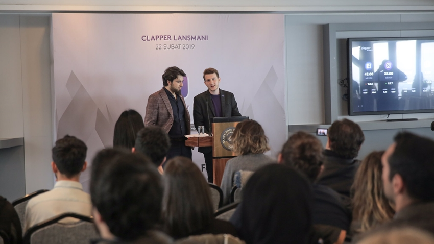 Sinema ve Televizyon Dünyasının Yeni Sosyal Ağı 'Clapper' Tanıtıldı