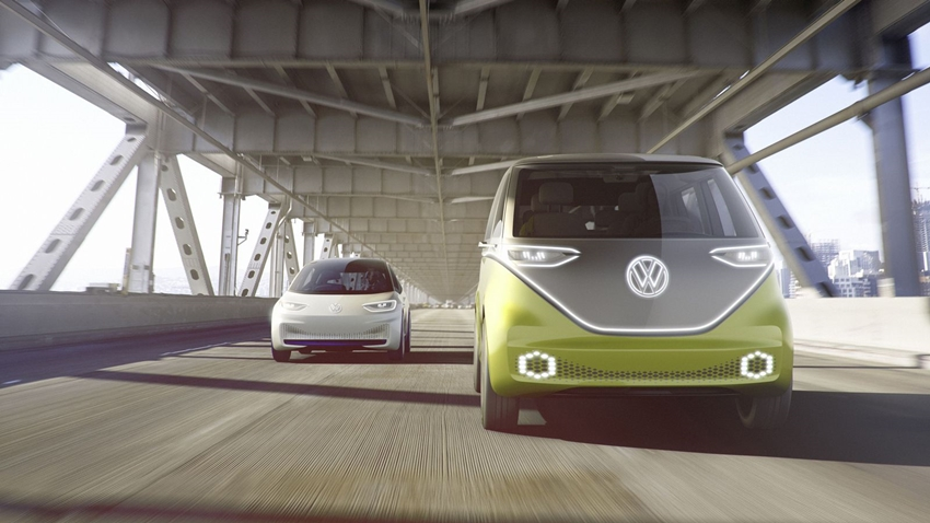 Volkswagen ve Microsoft'tan Bulut Teknolojisi Ortaklığı