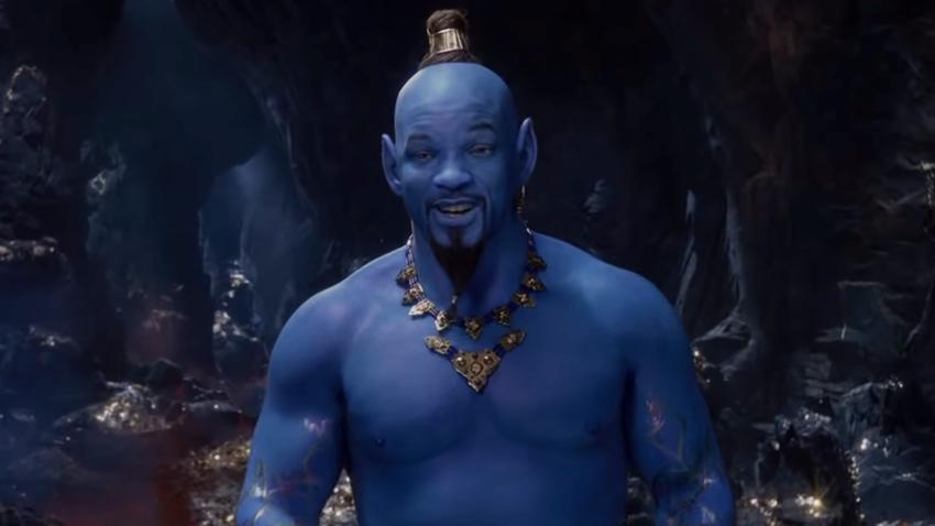 Will Smith'li Aladdin Uyarlamasından Yeni Fragman