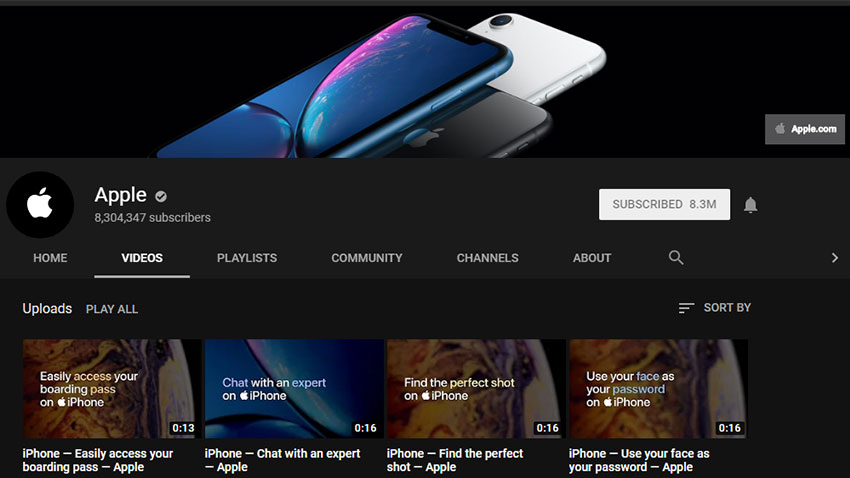 Apple Yeni İpucu Videoları