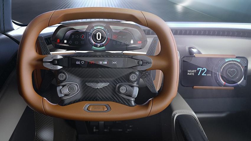 Aston Martin Yeni Otomobil Modelleri 1