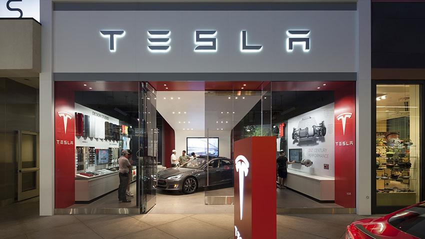 Elon Musk Tesla Bayileri