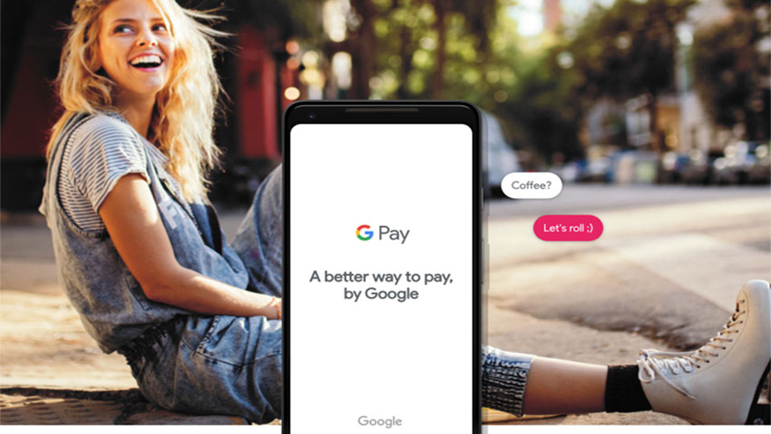 Google Pay 1