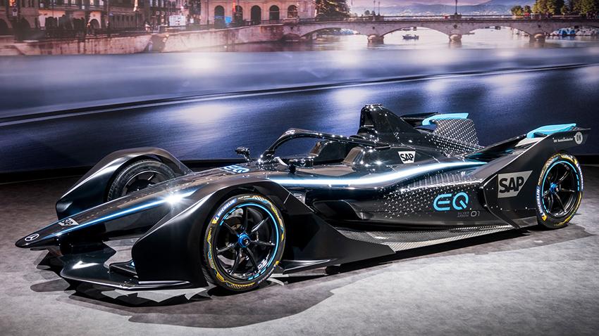 Mercedes-Benz Formula E 1