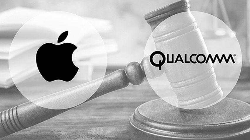 Qualcomm Apple Patent İhlali 1