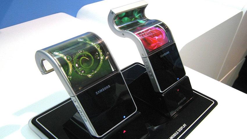 Samsung Display Katlanabilir Ekran 1