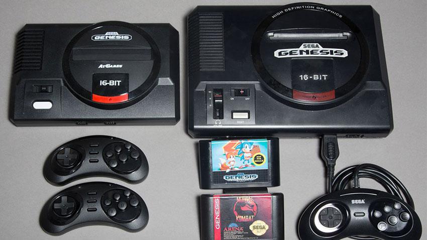 Sega Genesis Mini 1