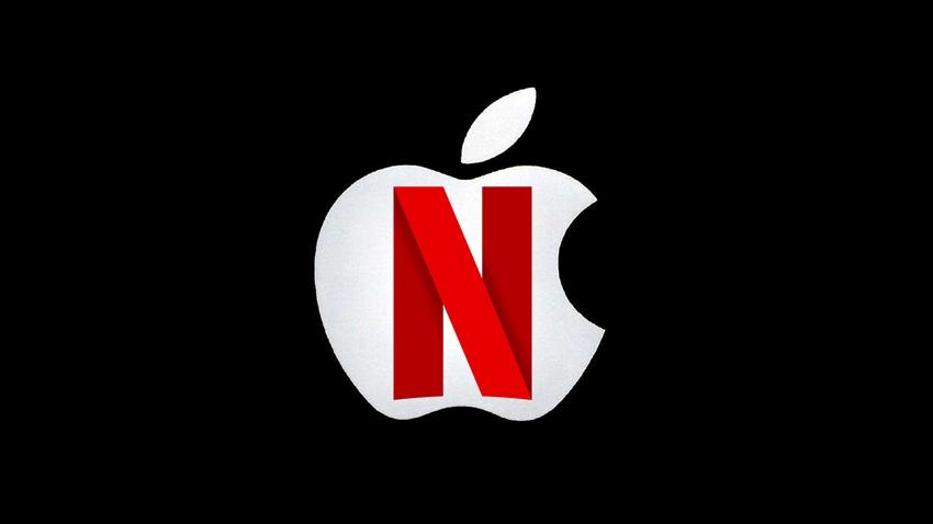 apple netflix rakibi