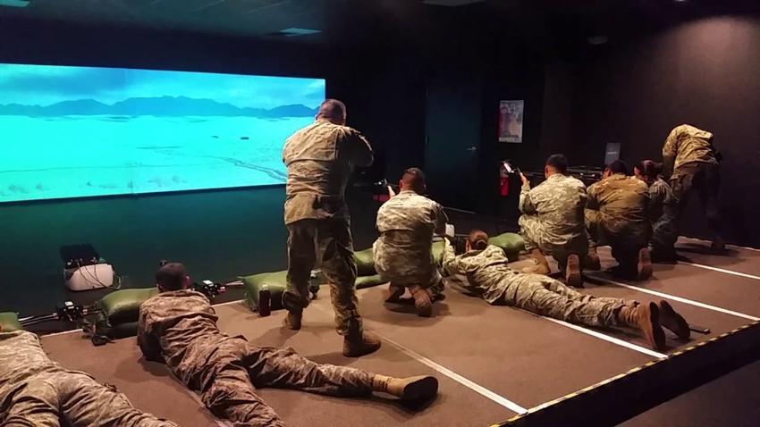 askeri simülasyon ceza