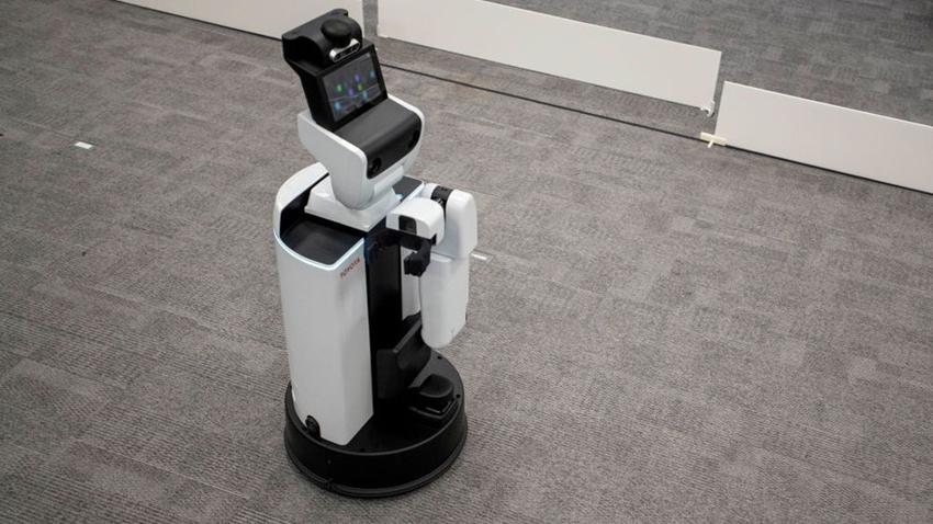 tokyo robot olimpiyatlar